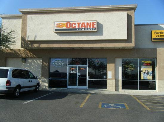 Octane Lounge