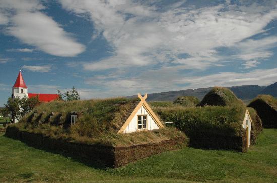 Glaumbaer, أيسلندا: Turf Houses - Glaumbaer Museum