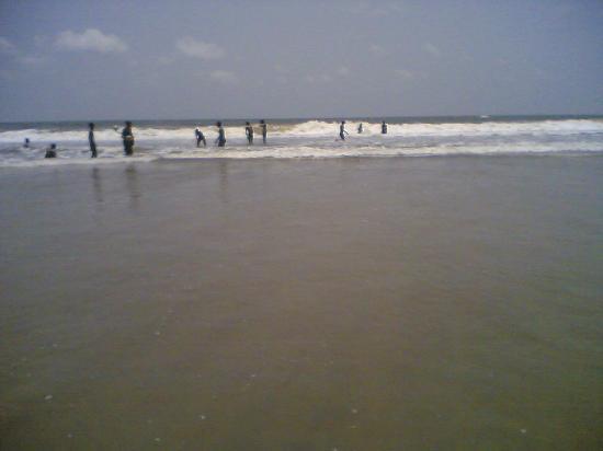 Ratnagiri, India: Beach