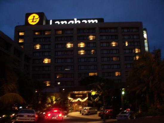 The Langham, Auckland: The Langham