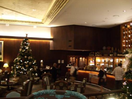 The Langham, Auckland: Lobby Bar