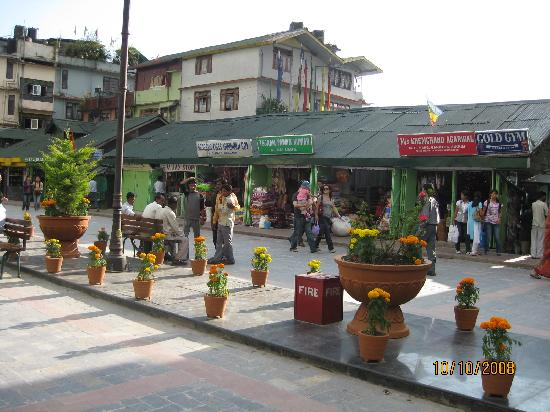 Gangtok India Mg Marg