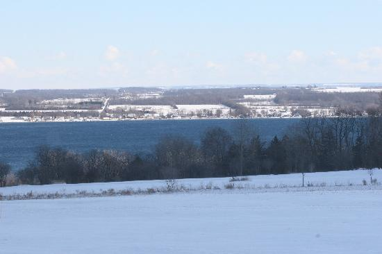 Strange Seneca Lake View From Cobtree Vacation Rental Homes In Download Free Architecture Designs Intelgarnamadebymaigaardcom