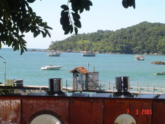 Pousada Villa Paradiso: view from the hotel