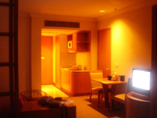 Harbour Plaza Resort City Hong Kong: my hotel room
