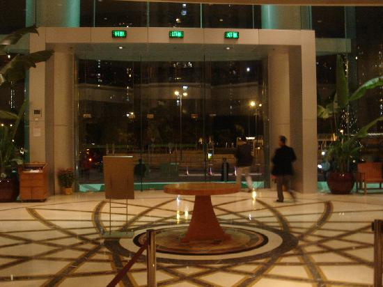 Harbour Plaza Resort City Hong Kong: hotel lobby