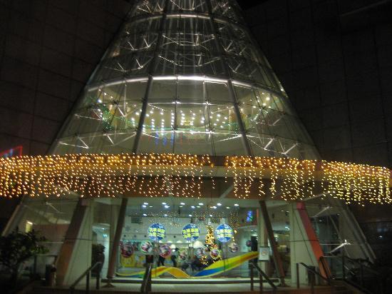 Harbour Plaza Resort City Hong Kong: mall beside the hotel