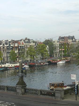 InterContinental Amstel Amsterdam: vue de la Junior suite