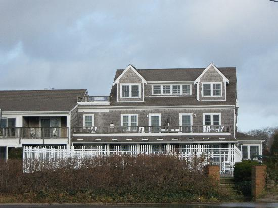 Beachside Village: Front view