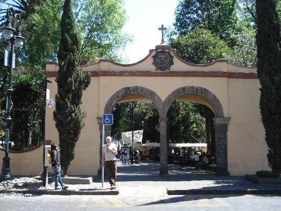 how to get to coyoacan from mexico city