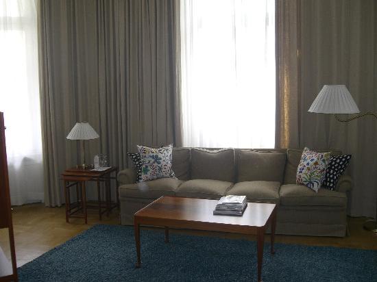 Grand Hotel: suite
