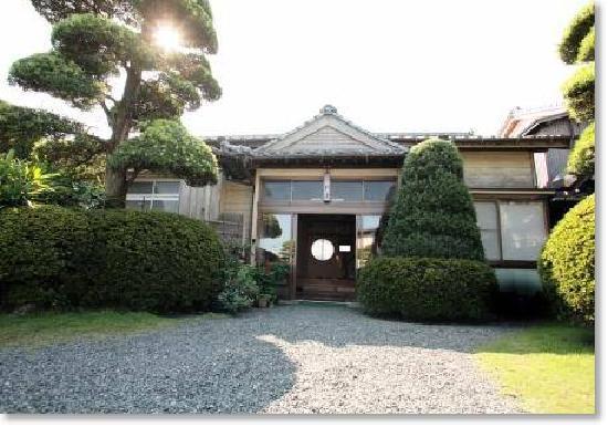 Shizuka Ryokan: 玄関