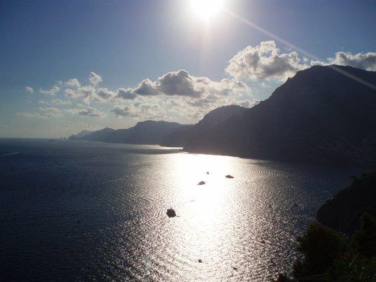 Amalfikysten, Italia: AMALFI COAST