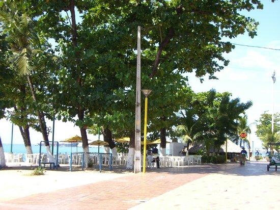 barraca G2 à Beira Mar