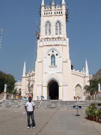 Secunderabad, India: St. Mary's
