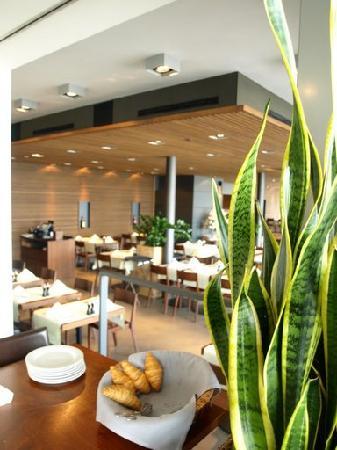 Hotel Marina Lachen: Restaurant at the Hotel