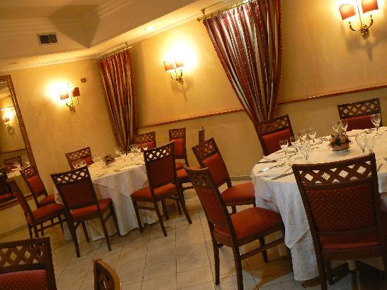 Clelia Palace : Restaurant