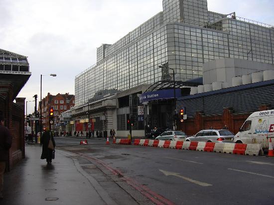 Hotel Near Victoria Station London Agoda
