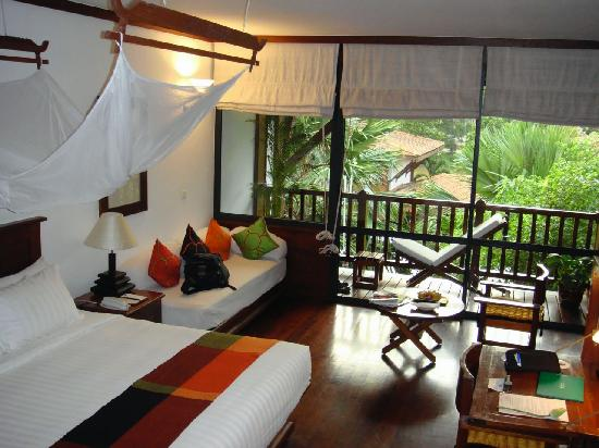 Belmond La Résidence d'Angkor: pool view room