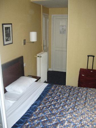 Hotel Brescia Opera: camera standard