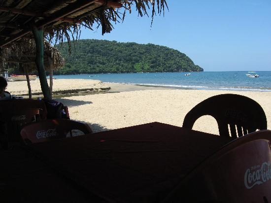 Playa Los Ayalas: Looking South !!