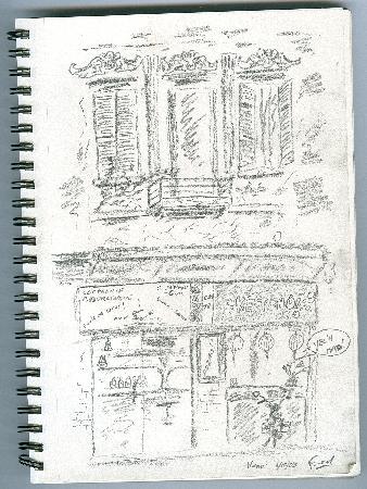 Cafe Ket Noi: mon dessin
