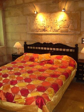 Hotel Pleasant Haveli: Unser Zimmer im Pleasant Haveli