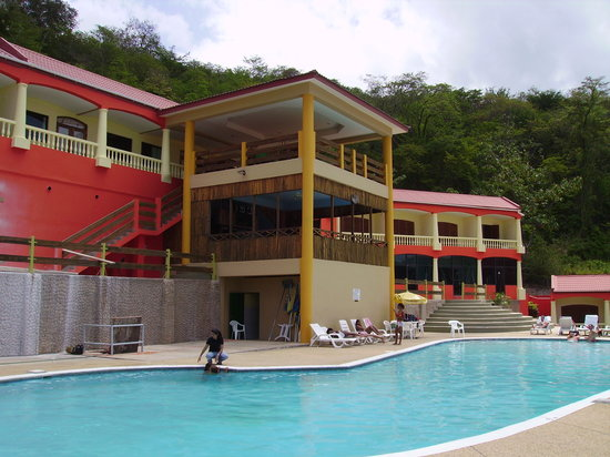 Chaguaramas, Trinidad: Great pool