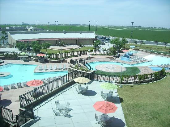 Lemoore, Kalifornia: Fantastic pool in this middle of nowhere place
