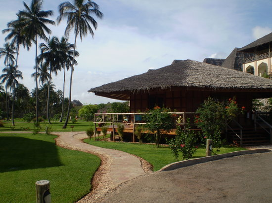 Neptune Pwani Beach Resort & Spa: internet point