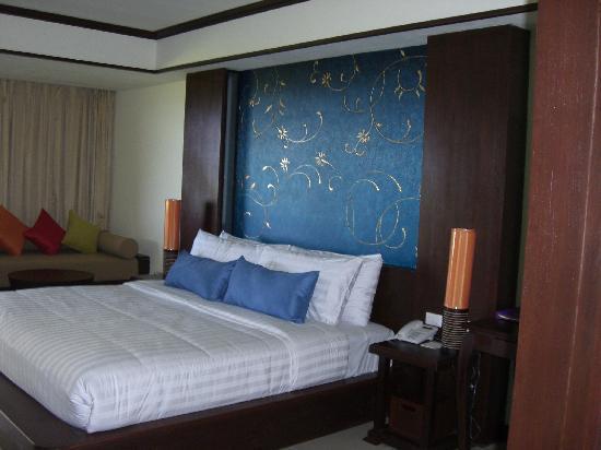 Khaolak Orchid Beach Resort: Hotelzimmer