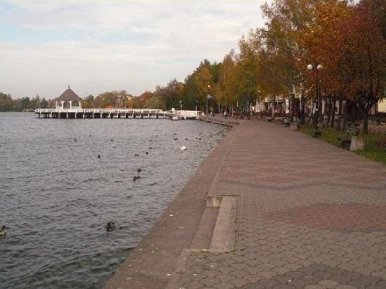 Autumn in Ostroda