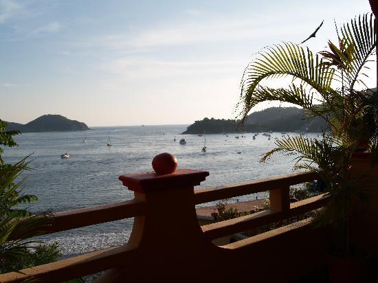 Casa Adriana: Balcony view