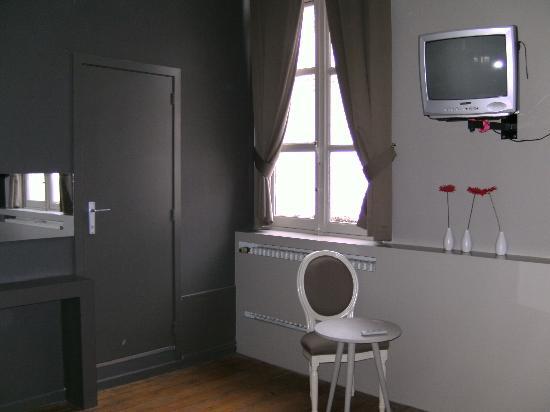 Hotel de Goezeput: bedroom