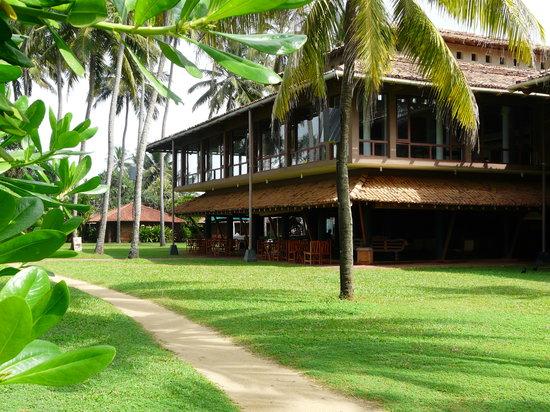 Ranweli Holiday Village: Restaurant and bar