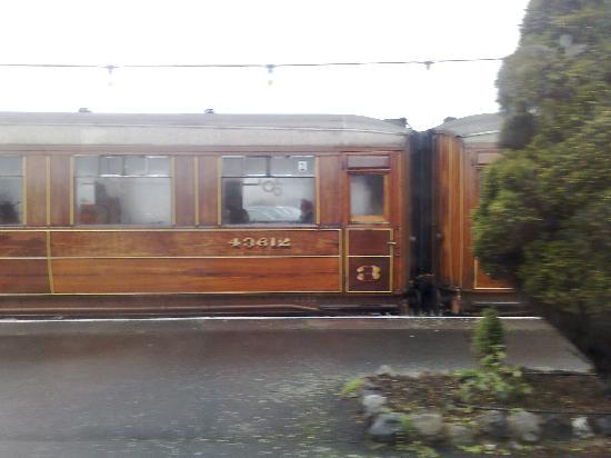 Kidderminster, UK : Beautiful carriages