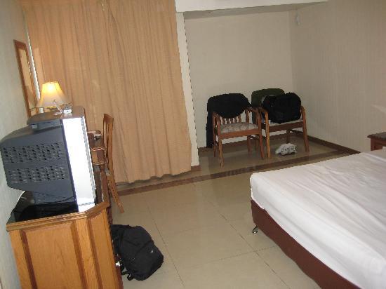 Bangkok City Suite : Room