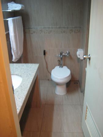 Bangkok City Suite: Bathroom