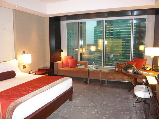 Conrad Tokyo: Room 3442