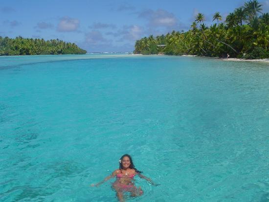 Aitutaki Lagoon: Lagoon