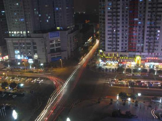 Ziction Liberal Hotel: vista dal piano 17