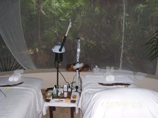 Viceroy Riviera Maya: the spa