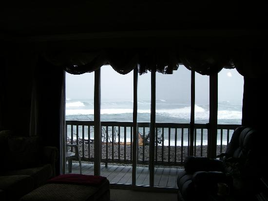 Lanai at the Cove: Amazing view from the room