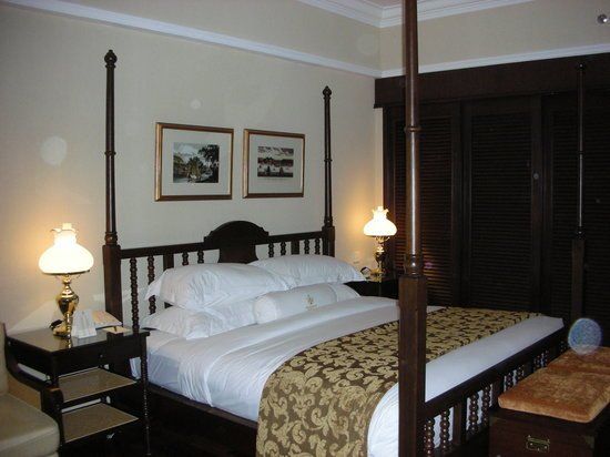 The Majestic Malacca: Lovely Bedroom