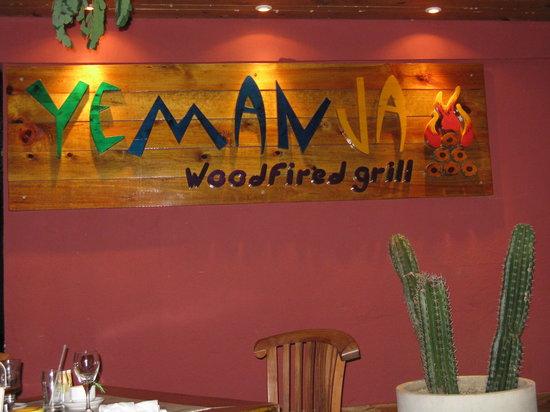 Yemanja Woodfired Grill: Yemanja