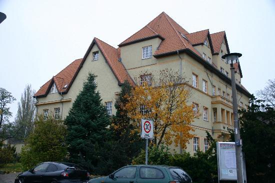 Hotel Alte Feuerwache: The Hotel