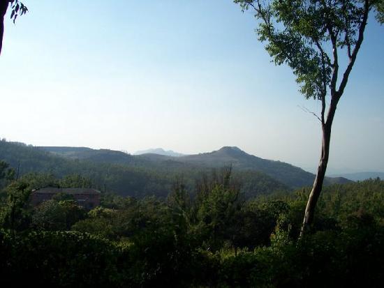 Chikmagalur, Indien: kemmanagundi 6