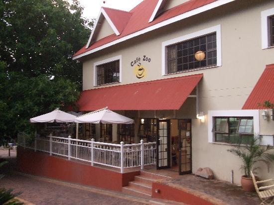 Cafe Balalaika: The Zoo Cafe