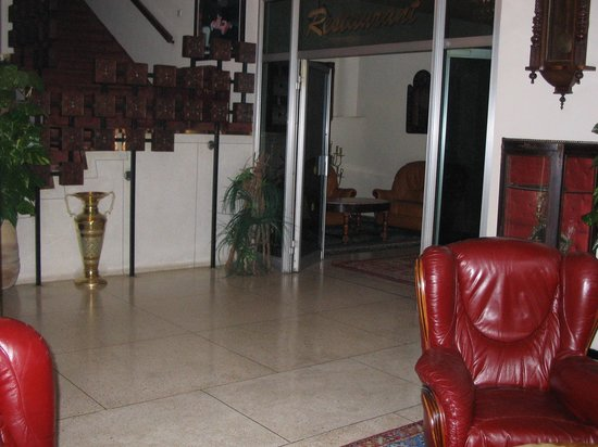 Hotel Rif: interieur de l'hotel