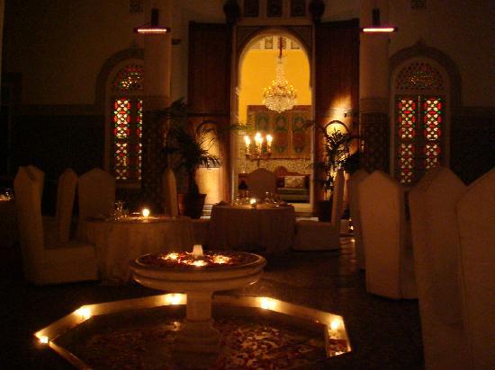 Palais Soleiman : main restaurant